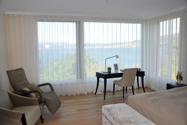 vorh nge einfach bedienbar mit schnurzugsystem deko wohnatelier. Black Bedroom Furniture Sets. Home Design Ideas